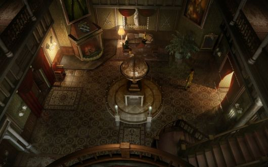 Screenshot for Black Mirror II 4
