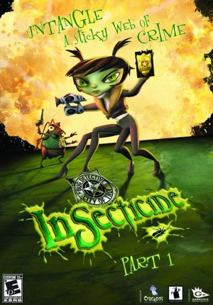 Insecticide Box Cover