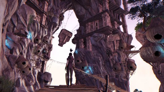 Screenshot for Dreamfall Chapters 4