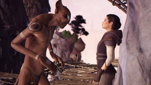 Screenshot for Dreamfall Chapters 3