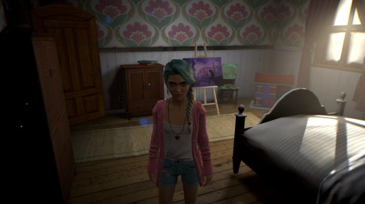 Screenshot for Dreamfall Chapters 1
