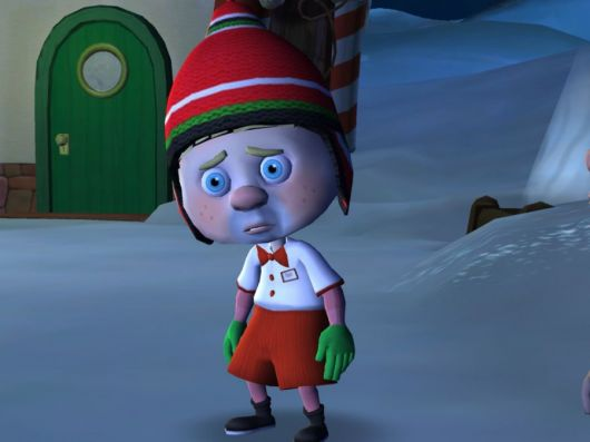 Screenshot for Sam & Max: Episode 201 - Ice Station Santa 2