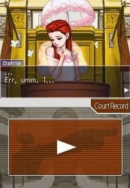 Screenshot for Phoenix Wright: Ace Attorney - Trials and Tribulations 3