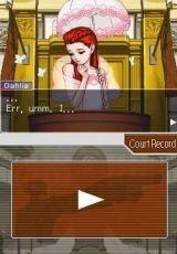 'Phoenix Wright: Ace Attorney - Trials and Tribulations - Screenshot #3