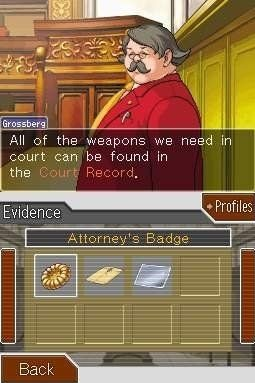 Screenshot for Phoenix Wright: Ace Attorney - Trials and Tribulations 2