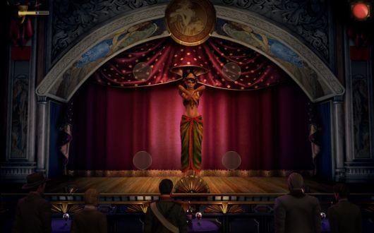 Screenshot for Mata Hari 1
