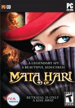 Mata Hari Box Cover