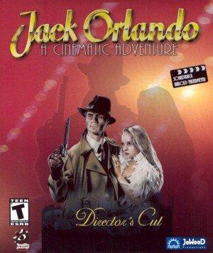 Jack Orlando: A Cinematic Adventure Box Cover