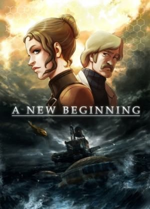 A New Beginning Box Cover