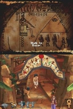 Screenshot for Ankh: Curse of the Scarab King 1