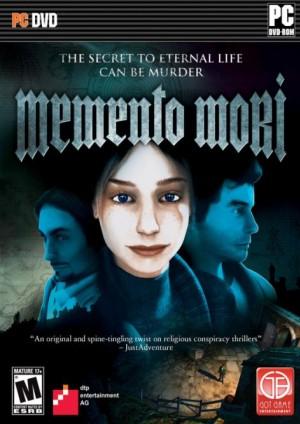 Memento Mori Box Cover