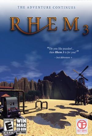 RHEM 3: The Secret Library Box Cover