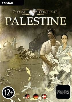 Global Conflicts: Palestine Box Cover