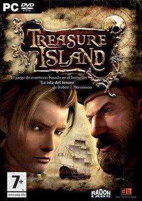 Treasure Island Box Cover