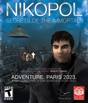 Nikopol: Secrets of the Immortals Box Cover