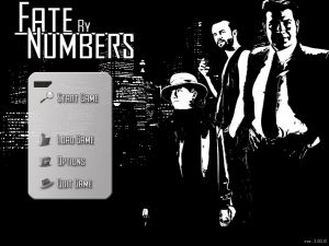Fate By Numbers Box Cover