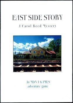 East Side Story - A Carol Reed Mystery Box Cover