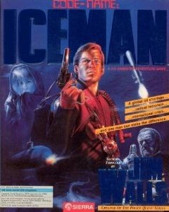 Codename: ICEMAN Box Cover