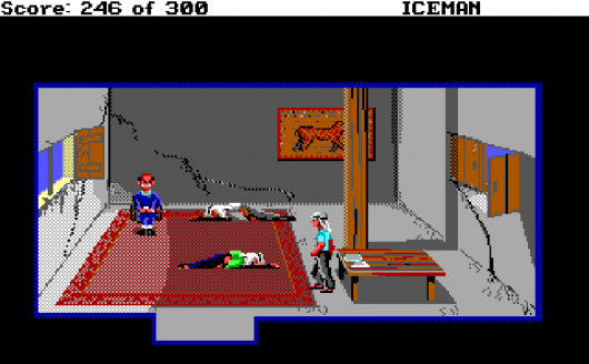 Screenshot for Codename: ICEMAN 2
