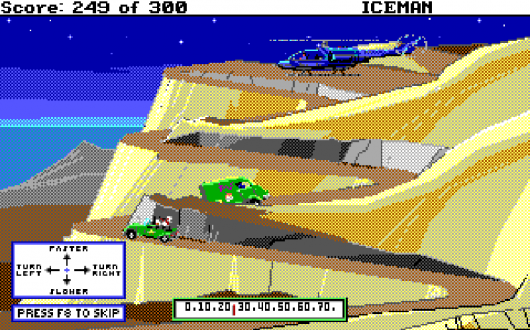 Screenshot for Codename: ICEMAN 1