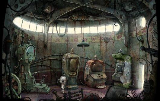 Screenshot for Machinarium 4