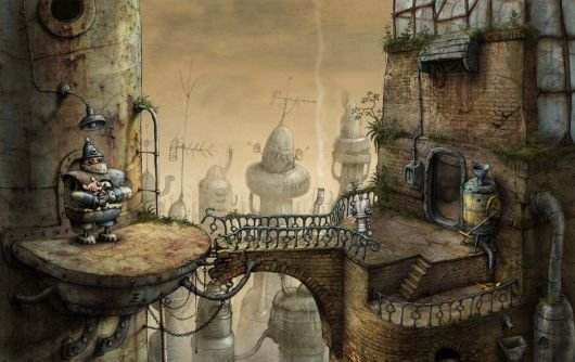 Screenshot for Machinarium 3