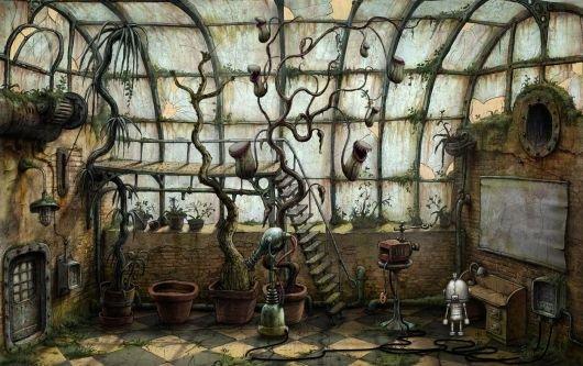 Screenshot for Machinarium 2