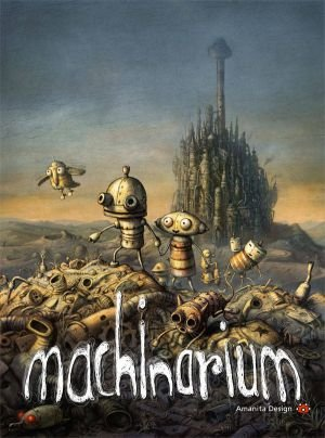 Machinarium Box Cover
