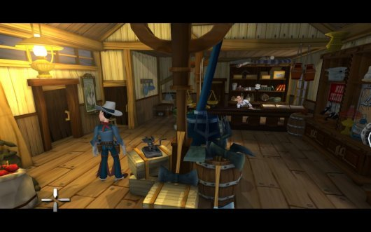 Screenshot for Wanted: A Wild Western Adventure 1