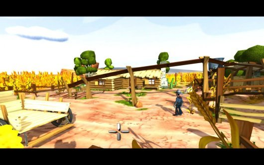 Screenshot for Wanted: A Wild Western Adventure 4