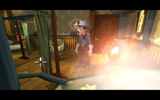 Screenshot for Wanted: A Wild Western Adventure 3