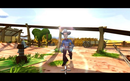 Screenshot for Wanted: A Wild Western Adventure 2