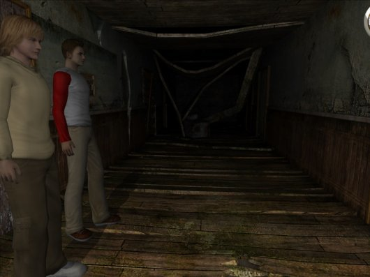 Screenshot for Hardy Boys: The Hidden Theft, The 2