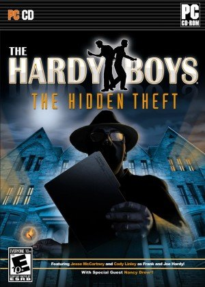 The Hardy Boys: The Hidden Theft Box Cover