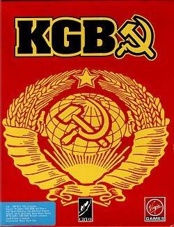 KGB Box Cover