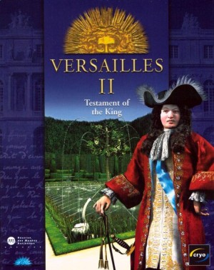 Versailles II: Testament of the King Box Cover
