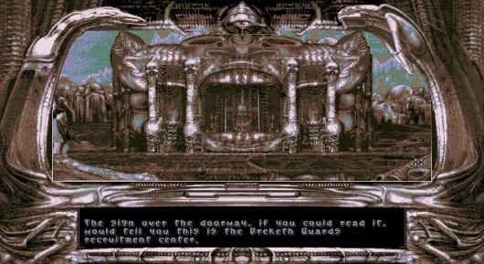 Screenshot for Dark Seed 3