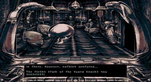 Screenshot for Dark Seed 1