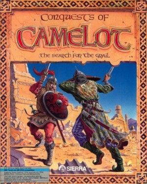 Conquests of Camelot: The Search for the Grail Box Cover
