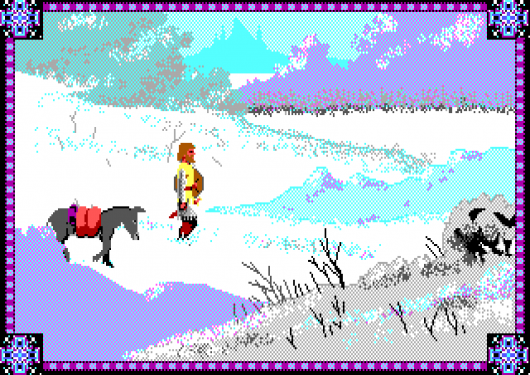 Screenshot for Conquests of Camelot: The Search for the Grail 1