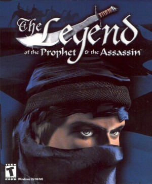 The Legend of the Prophet and the Assassin Box Cover