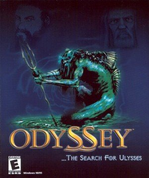 Odyssey: The Search for Ulysses Box Cover