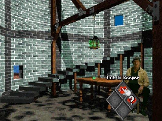 Screenshot for Return to Zork 3