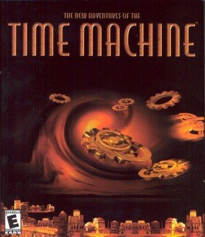 The New Adventures of the Time Machine Box Cover