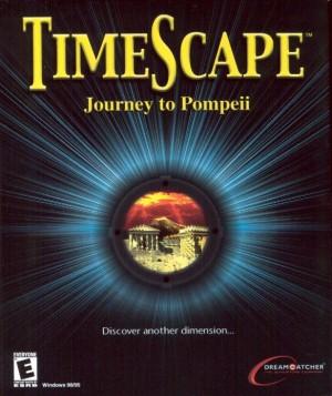 Timescape: Journey to Pompeii Box Cover