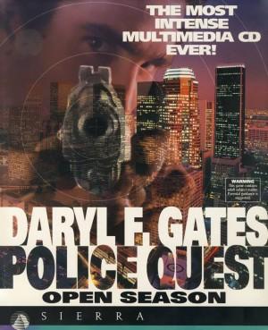 Police Quest: Open Season (Daryl F. Gates') Box Cover