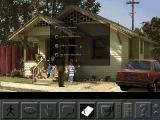 'Police Quest: Open Season (Daryl F. Gates') - Screenshot #1