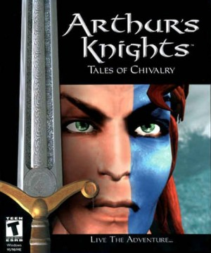 Arthur's Knights: Tales of Chivalry Box Cover
