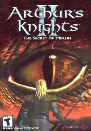 Arthur's Knights II: The Secrets of Merlin Box Cover