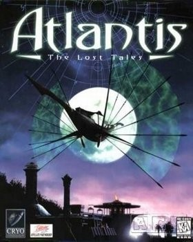 Atlantis: The Lost Tales Box Cover